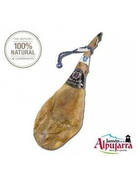 Jamón de cebo 50% ibérico Trevélez - Alpujarra Granadina