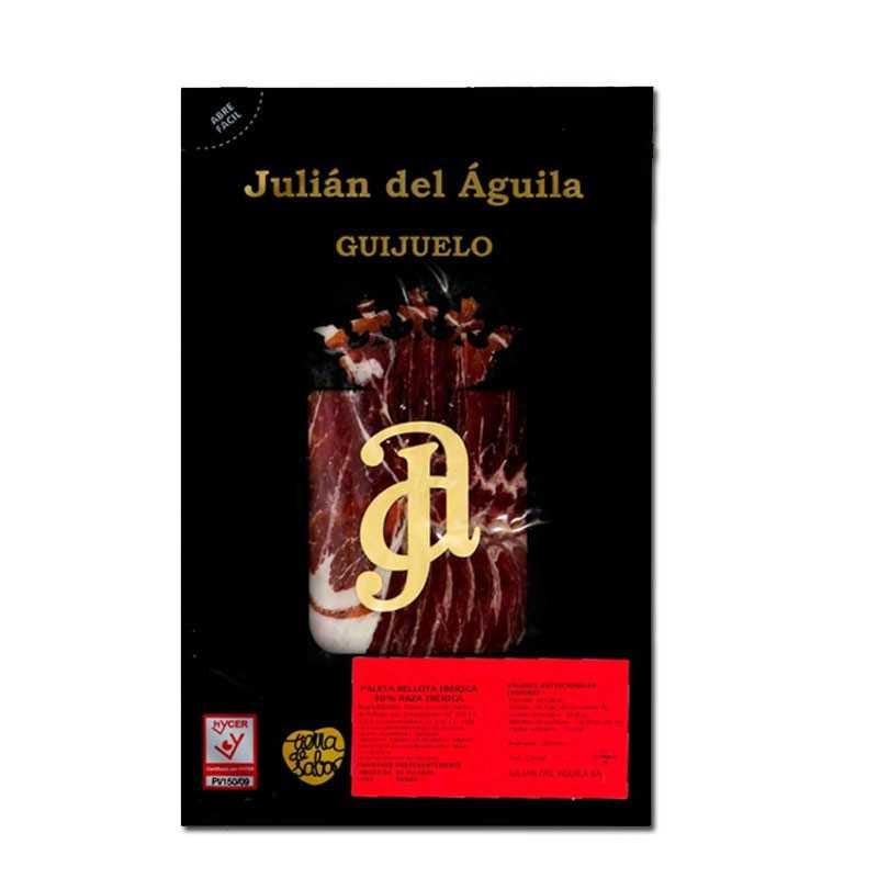 Paleta Bellota Ibérica Loncheada julian del aguila