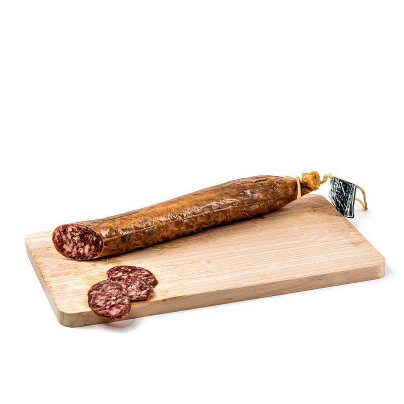 Salchichón cular bellota 100% ibérico