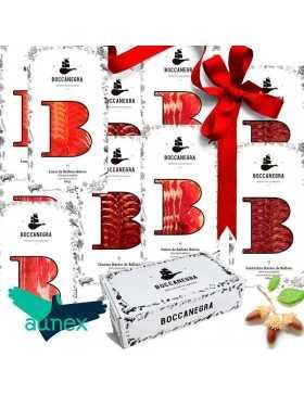 AUNEX - Pack degustación de Bellota ibérico Especial Boccanegra