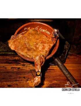 Cuarto de lechazo ibérico. Asado tradicional en su jugo - 5ª Gama