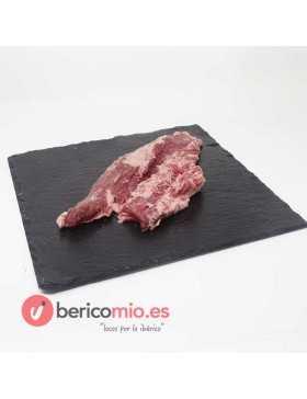 corte de pluma ibérica - cerdo ibérico