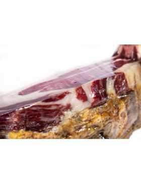 Corte del jamón ibérico de Bellota Suriberico