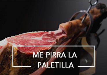 Comprar  Paletilla ibérica online
