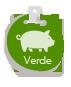 Producto ibérico de etiqueta Verde