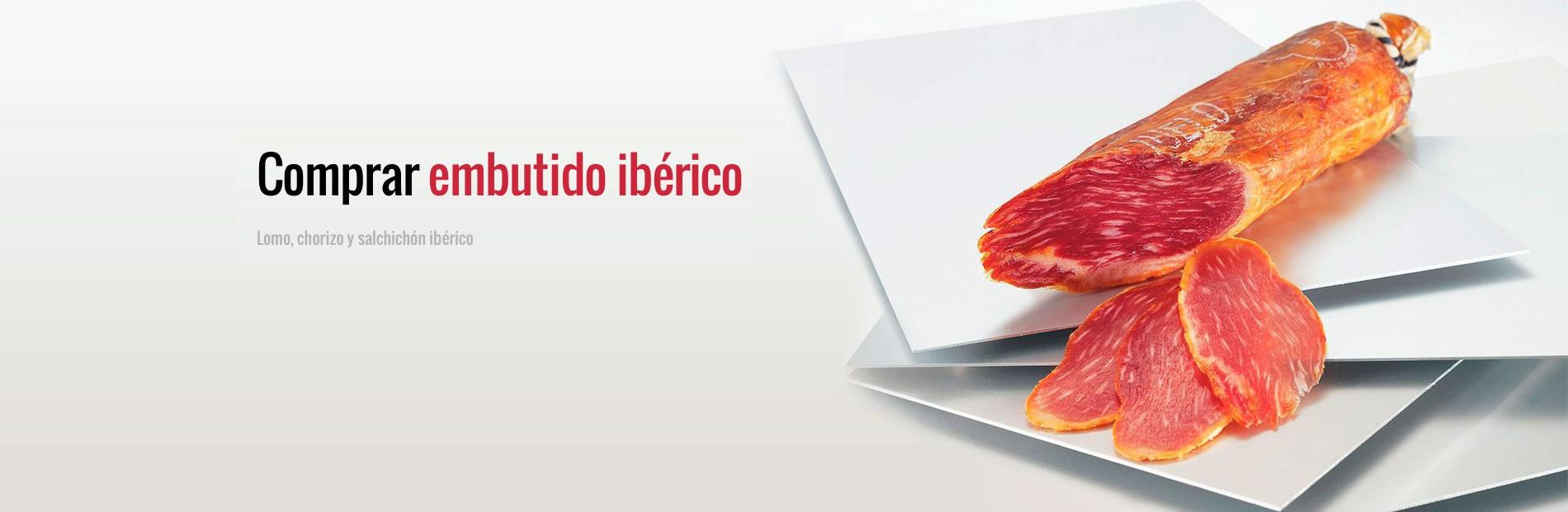 Comprar embutido ibérico - Ibericomio